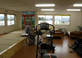 物療室03